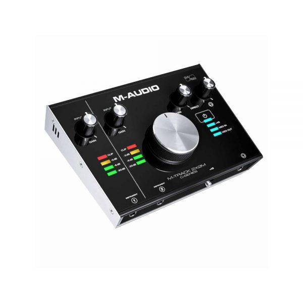M-Audio M-Track 2x2M Per