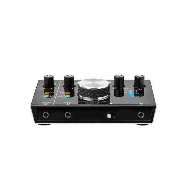 M-Audio M-Track 2x2M Front