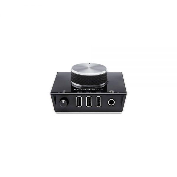 M-Audio M-Track HUB Front