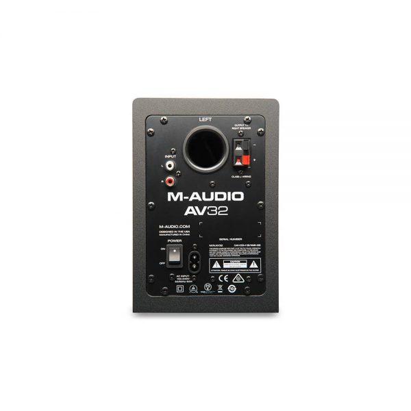 M-Audio Studiophile AV 32 Content