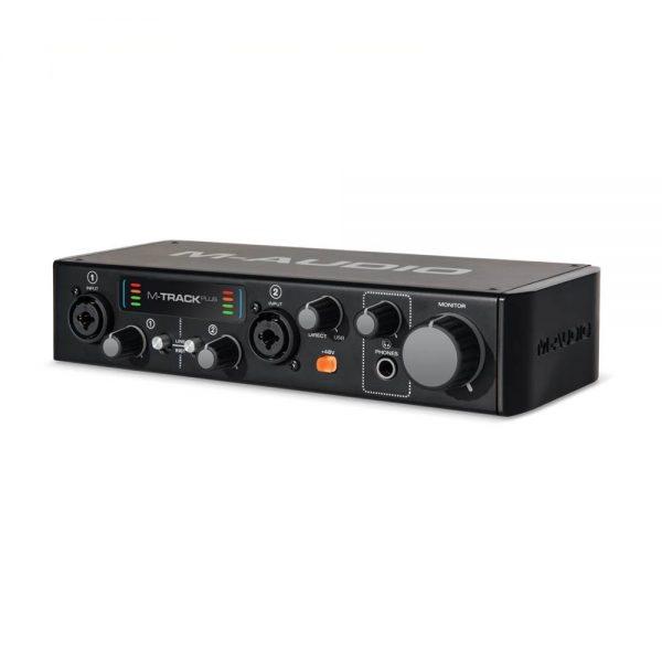 M-audio M-Track MK2 Angle