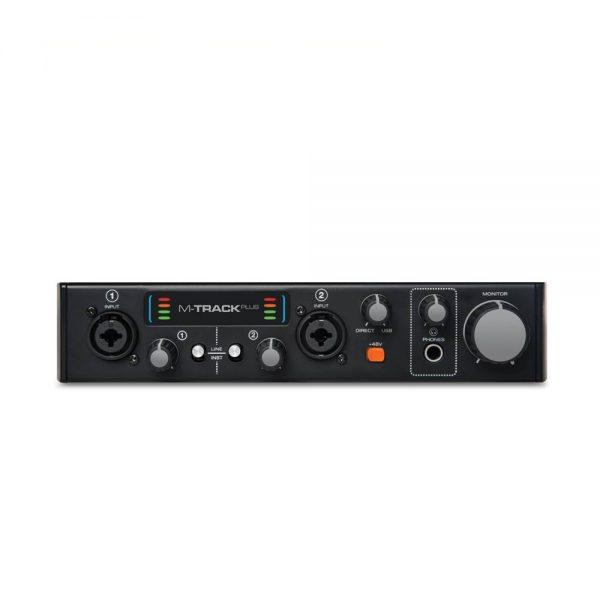 M-audio M-Track MK2 Front