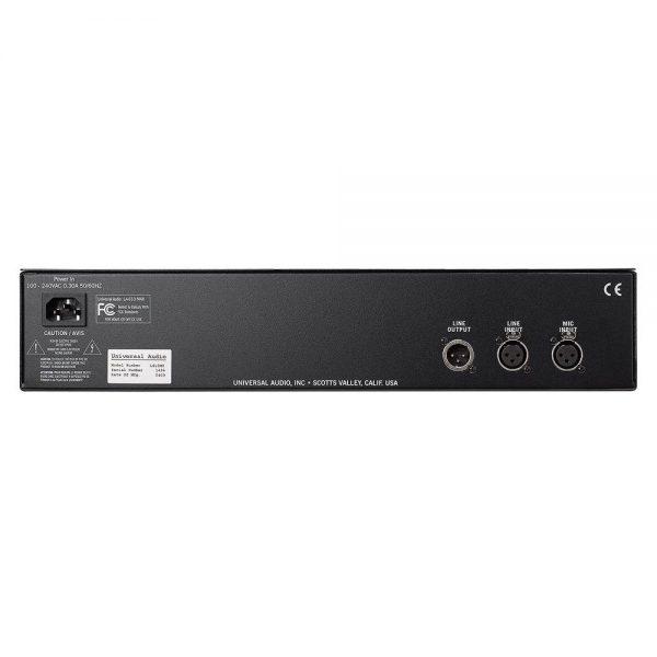 Universal Audio LA-610 MK2 Back