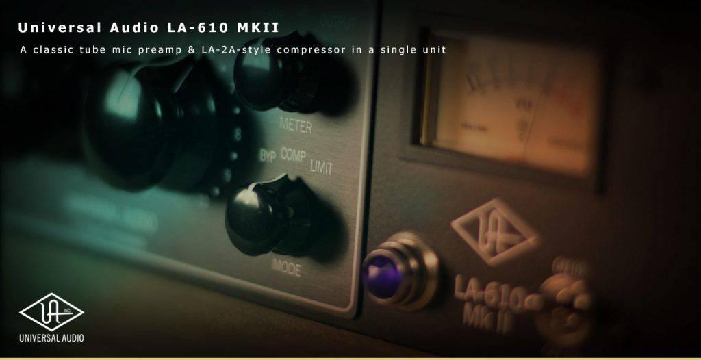 Universal Audio LA-610 MK@