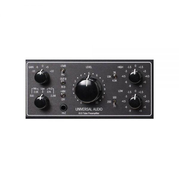 Universal Audio LA-610 MK2 Equalizer