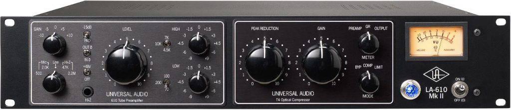 universal audio la-610 mk2 full