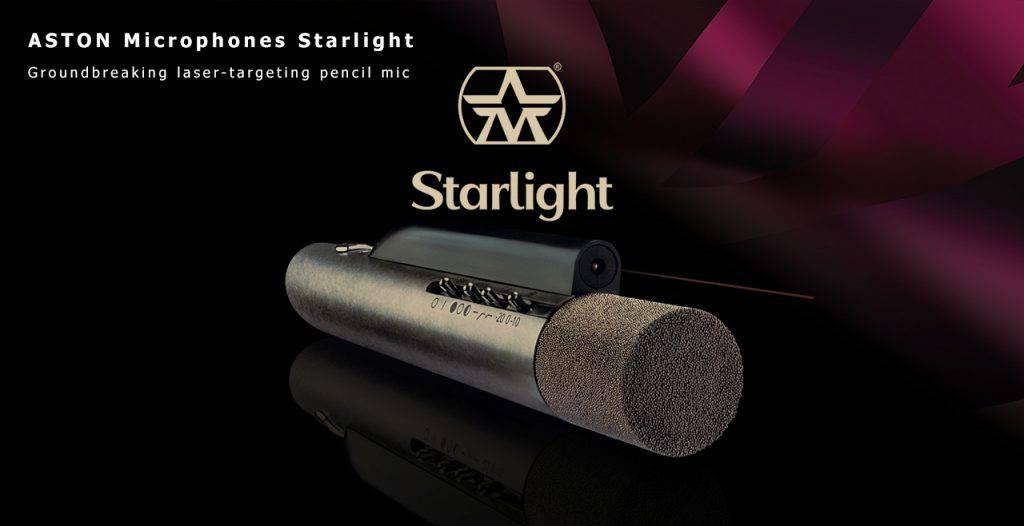 Aston Microphones Starlight Content