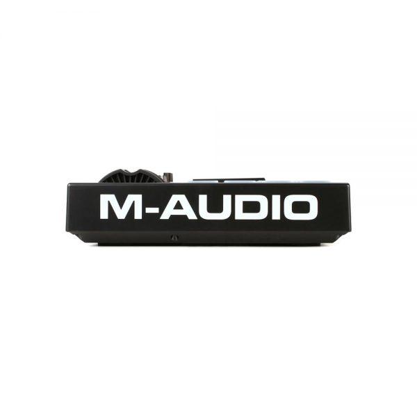 M-Audio CODE 49 Black Edition Side