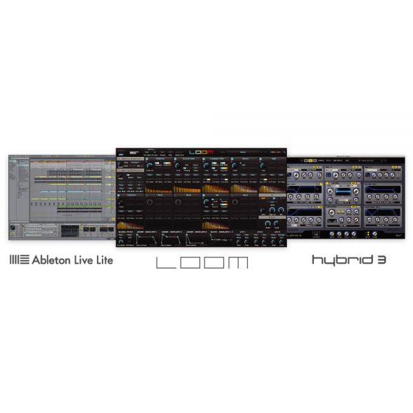 M-Audio CODE 49 Black Edition Softwares