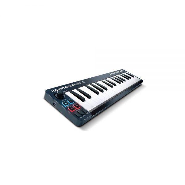 M-Audio Keystation Mini 32 Angle