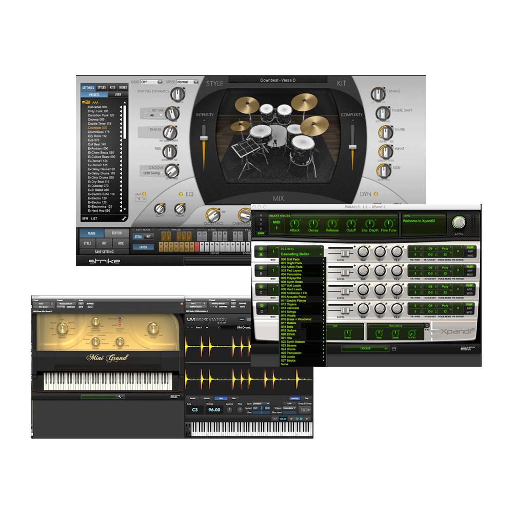 M-Audio M-Track 2x2 Vocal Studio Pro Softwares
