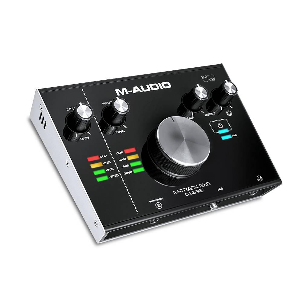 M-Audio M-Track 2x2 Vocal Studio Pro Sound Card