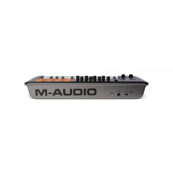 M-Audio Oxygen 25 V4 Back