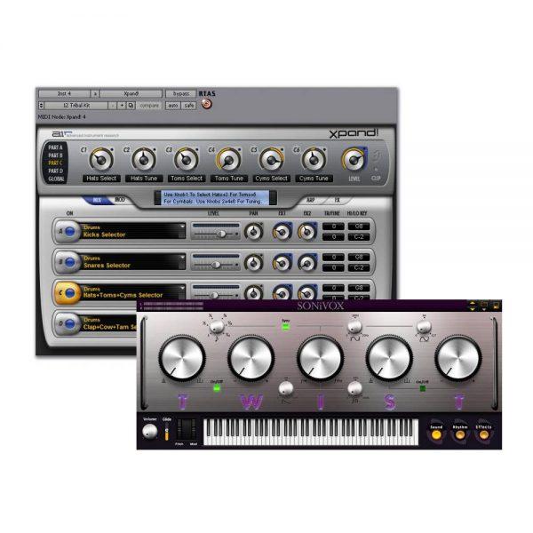 M-Audio Oxygen 61 V4 Softwares