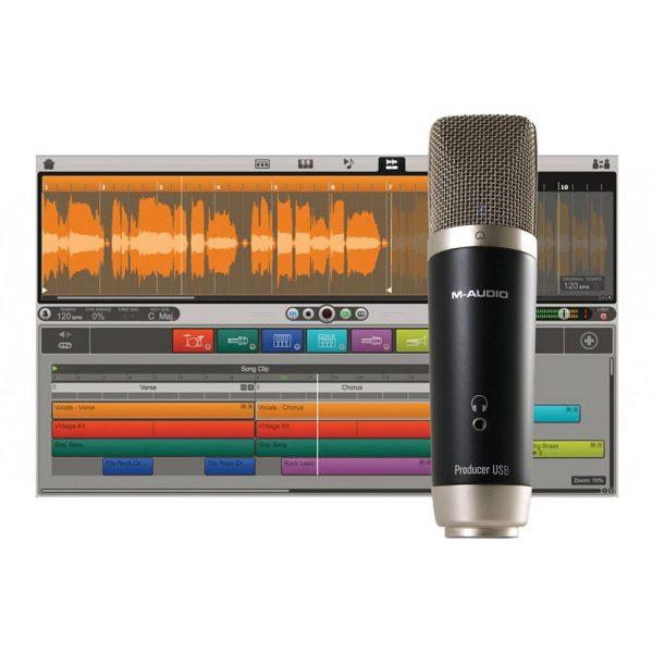 M-Audio Vocal Studio USB Ignite