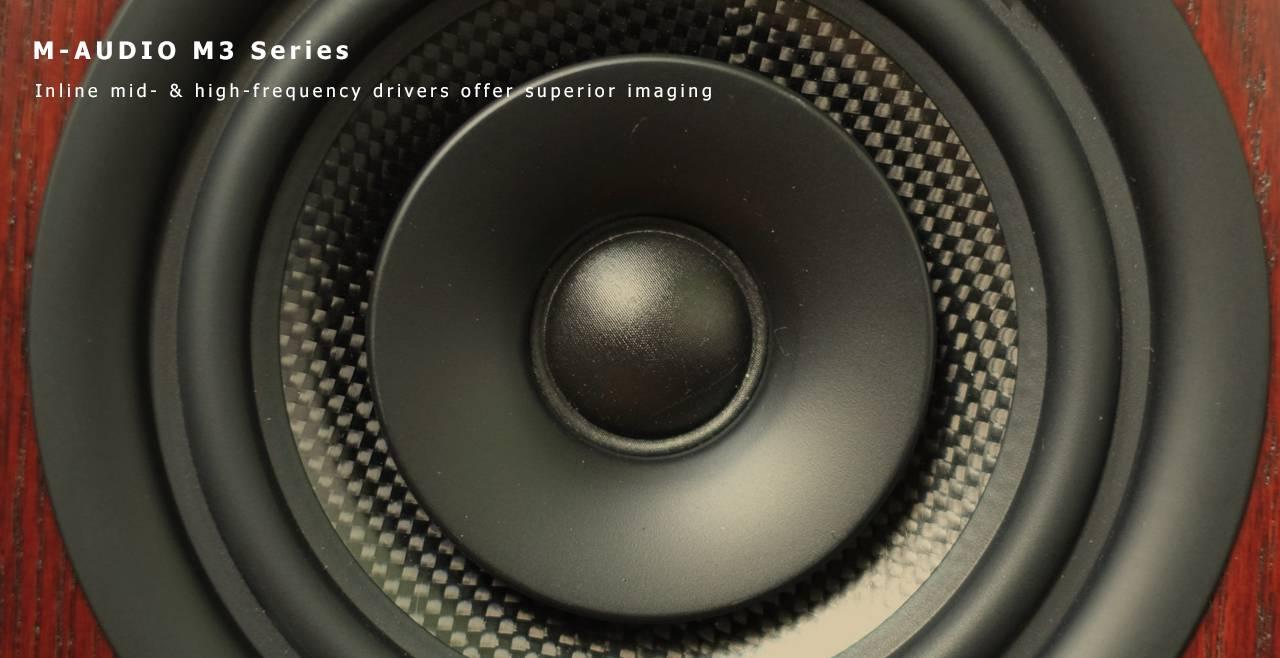 M-audio M3-8 Content