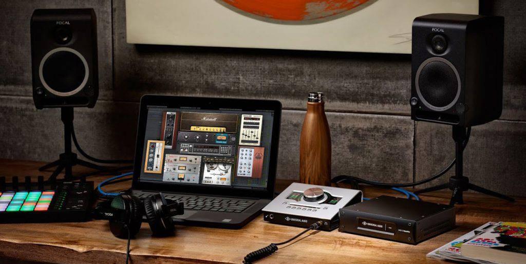 Universal Audio Apollo Twin DUO USB More