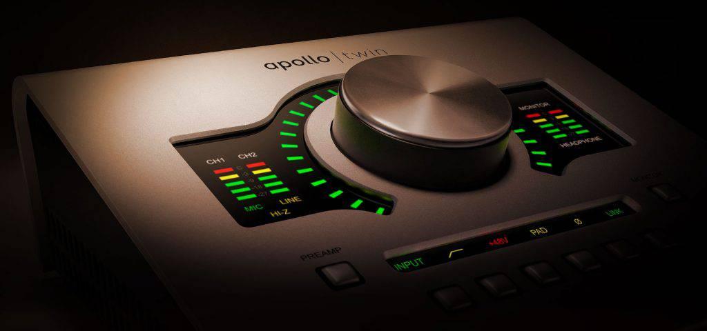 Universal Audio Apollo Twin DUO USB More Content