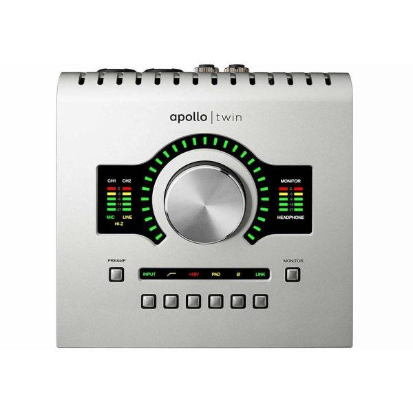 Universal Audio Apollo Twin DUO USB Top