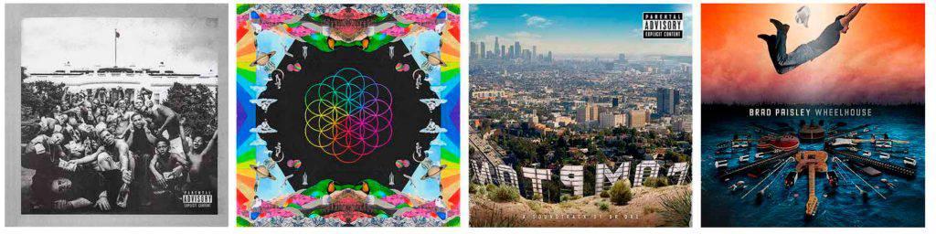 Universal Audio Artist Albums