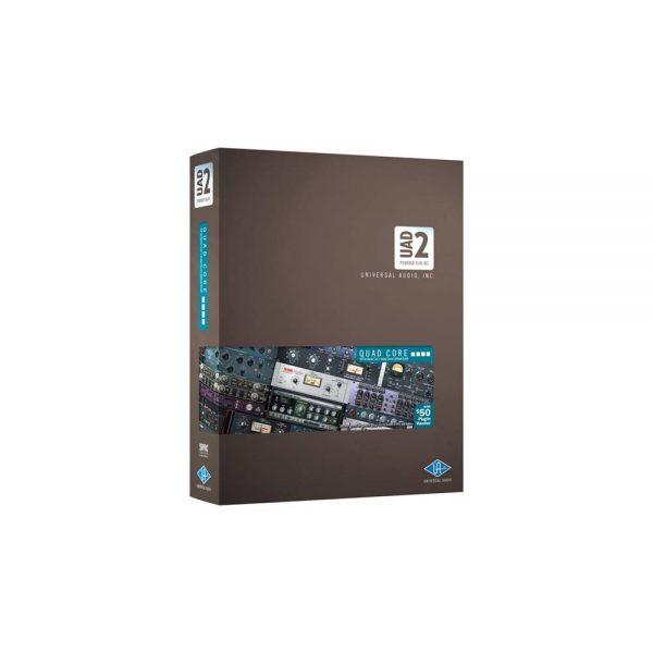 Universal Audio UAD-2 PCIe QUAD BOX