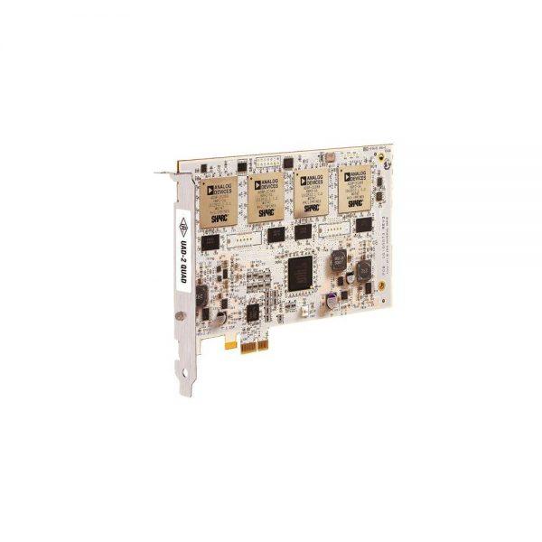 Universal Audio UAD-2 PCIe QUAD Core Angle