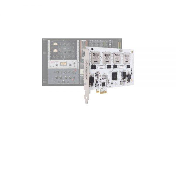 Universal Audio UAD-2 PCIe QUAD Front