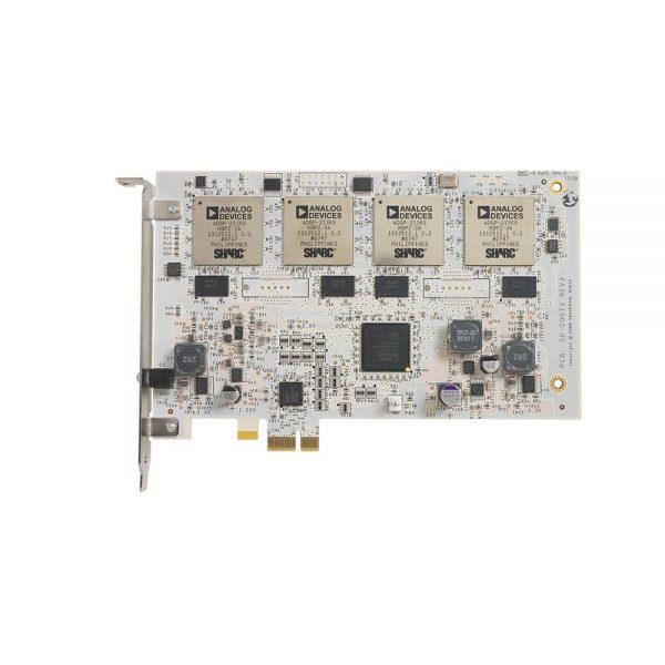 Universal Audio UAD-2 PCIe QUAD Side