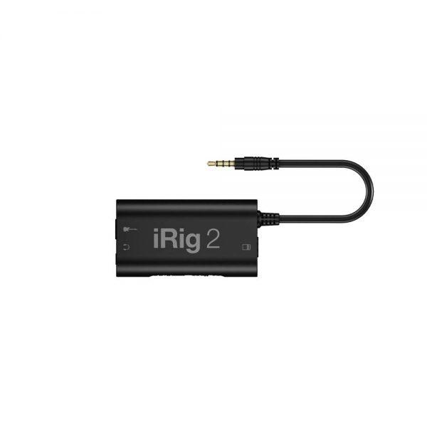 iK Multimedia iRig 2 Top
