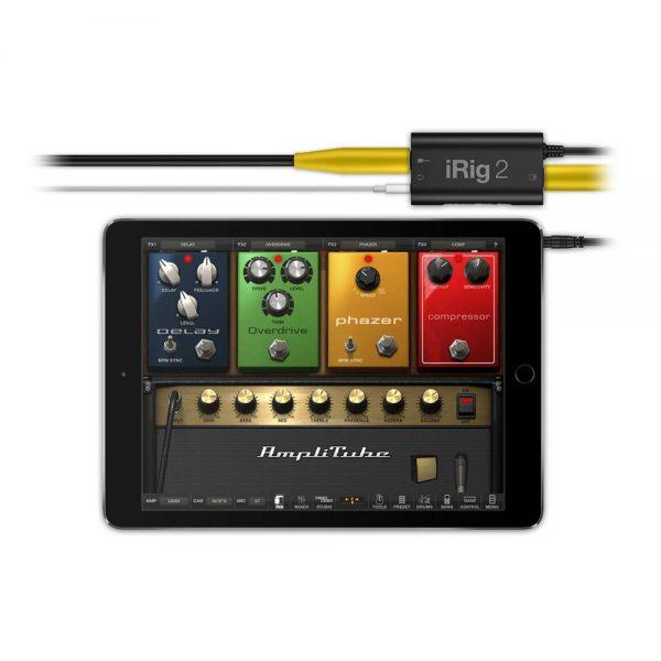 iK Multimedia iRig 2 iPad