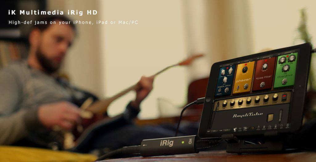 iK Multimedia iRig HD More