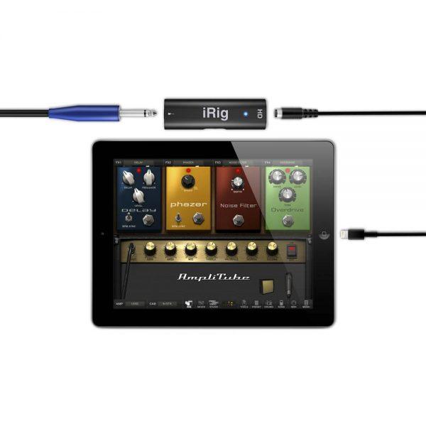 iK Multimedia iRig HD iPad