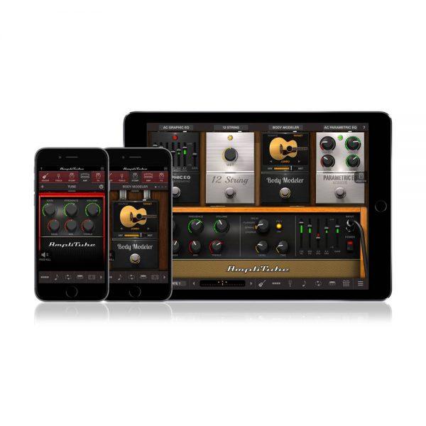 iK Multimedia iRig Acoustic Amplitube