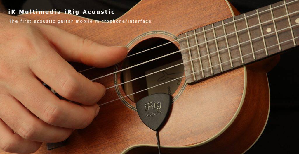 iK Multimedia iRig Acoustic Content