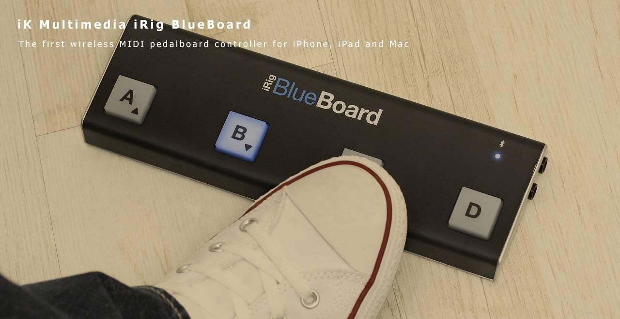 iK Multimedia iRig BlueBoard Content