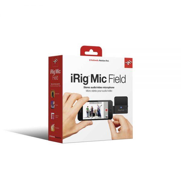 iK Multimedia iRig Mic Field Box