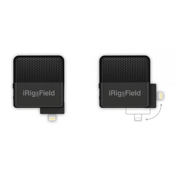 iK Multimedia iRig Mic Field Rotation