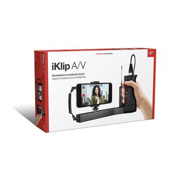 iK Multimedia iKlip A/V Box