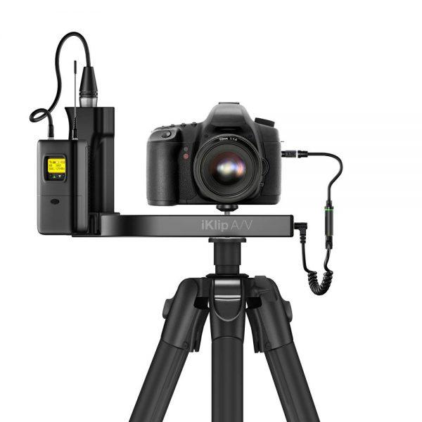 iK Multimedia iKlip A/V DSLR