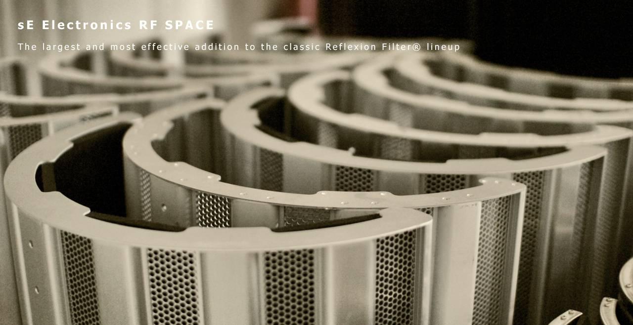 sE Electronics RF SPACE Content