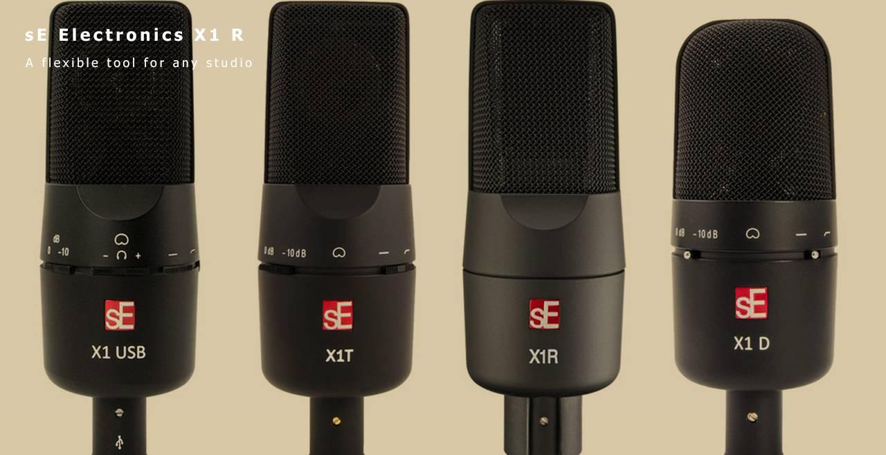 sE Electronics X1 R Content