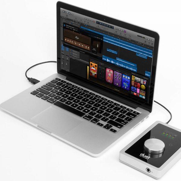 Apogee Duet Mac Book Pro