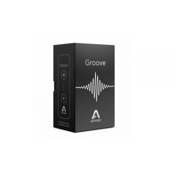 Apogee Groove Box
