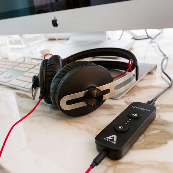 Apogee Groove With iMac