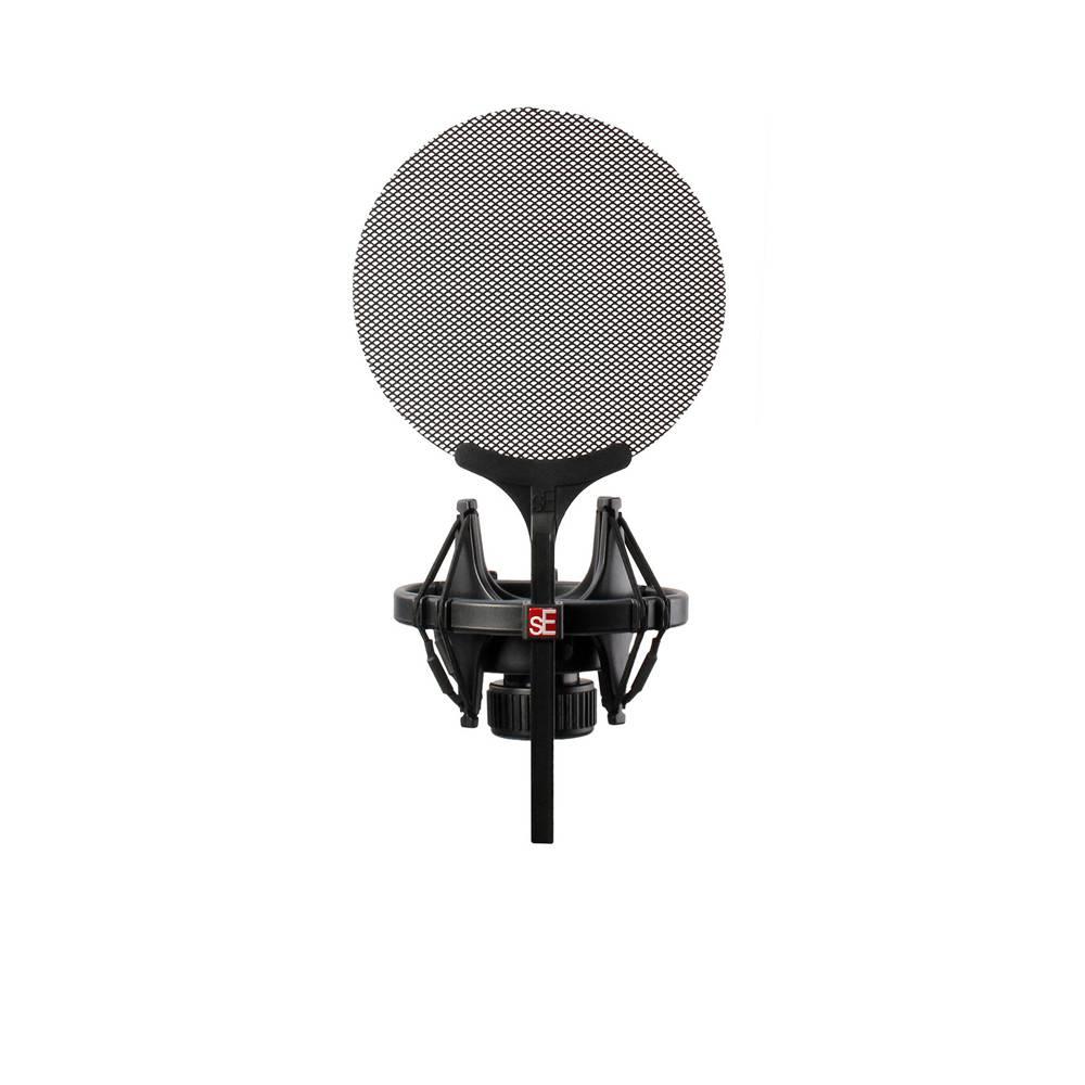 لرزه گیر و پاپ فیلتر اس ای الکترونیکس مدل ISOLATION PACK | SE Electronics ISOLATION PACK Microphone Shockmount
