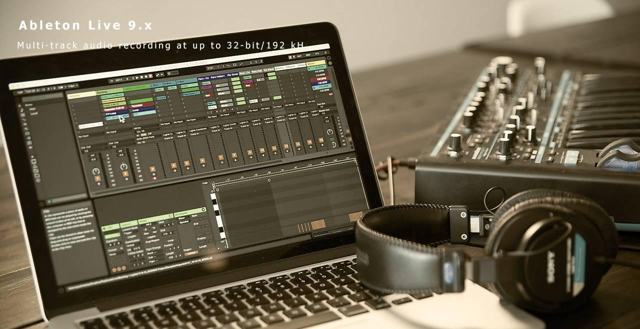 Ableton Live 9.x Suite Content