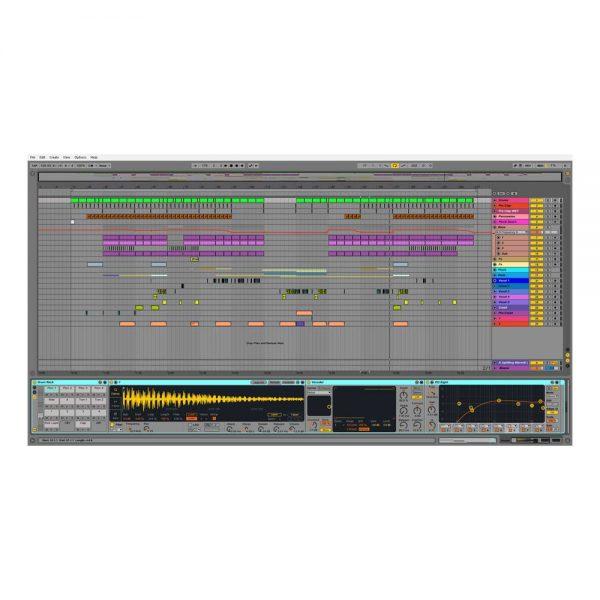 Ableton Live 9.x Suite MIDI