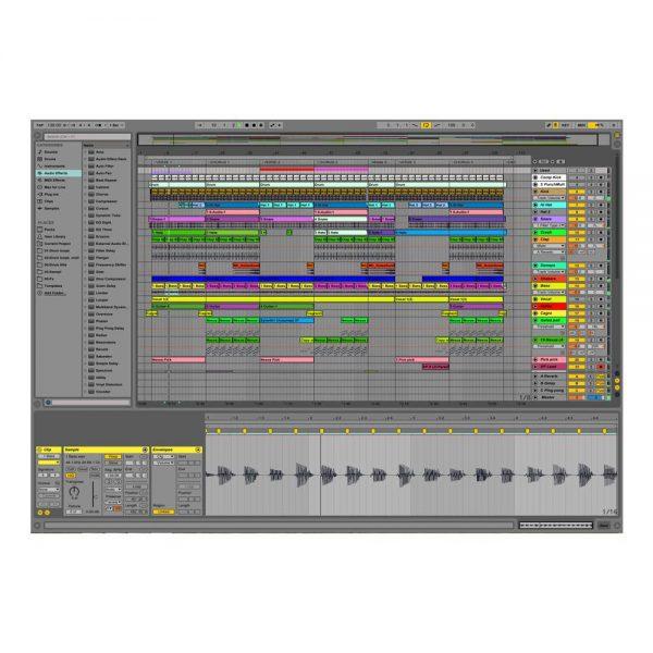 Ableton Live 9.x Suite Software