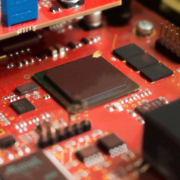 Antelope Audio Discrete 4 FPGA Chip set
