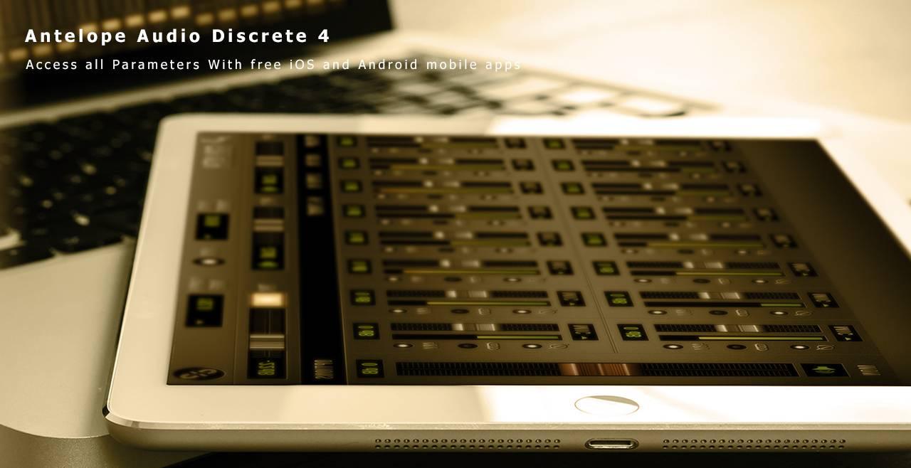 Antelope Audio Discrete 4 More1